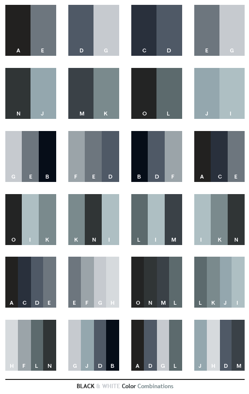 Stunning Black and White Color Scheme 514 x 812 · 15 kB · png